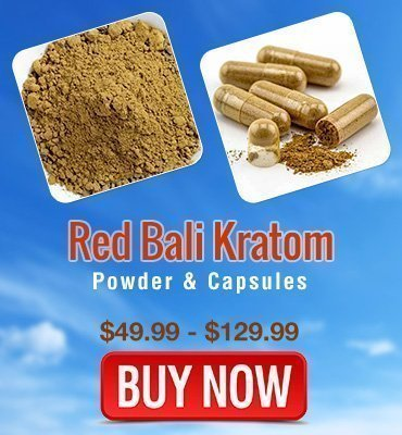 Buy Red Bali Kratom